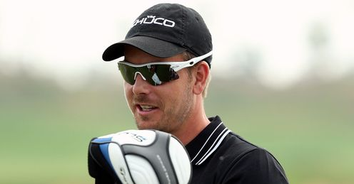 Stenson: Rob reckons he will cement top spot in the Race to Dubai