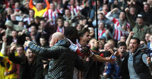 Fabio Borini: Scored a brilliant winner for Sunderland in the Wear-Tyne derby