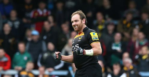 ANDY GOODE WASPS AVIVA PREMIERSHIP