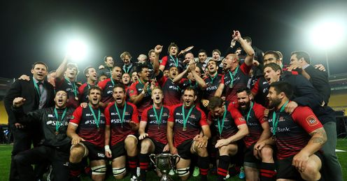 CANTERBURY ITM CUP