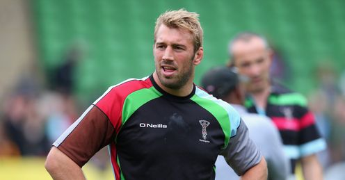 Chris Robshaw Harlequins Aviva Premiership Rugby union Twickenham Stoop