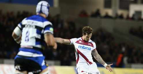 DANNY CIPRIANI SALE SHARKS V BATH RUGBY AVIVA PREMIER LEAGUE