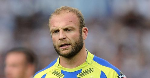 GARETH CARVELL WARRINGTON WOLVES
