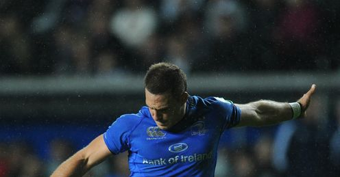 JIMMY GOPPERTH LEINSTER HEINEKEN CUP