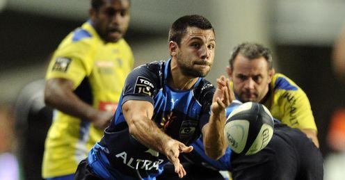 Jonathan Pelissie Montpellier Yves du Manoir Stadium Rugby Union Top 14