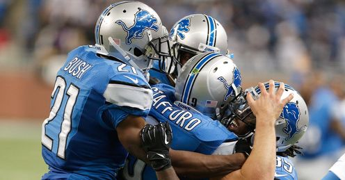 Matthew Stafford and the Lions can upset the Eagles