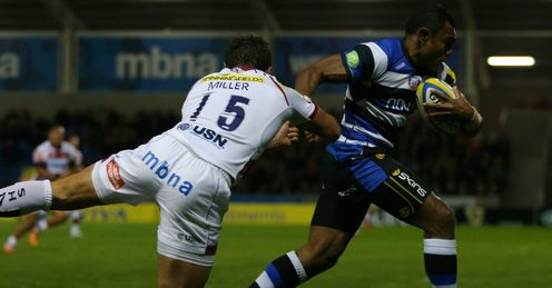 SEMESA ROKODUGNI SALE SHARKS V BATH RUGBY AVIVA PREMIER LEAGUE