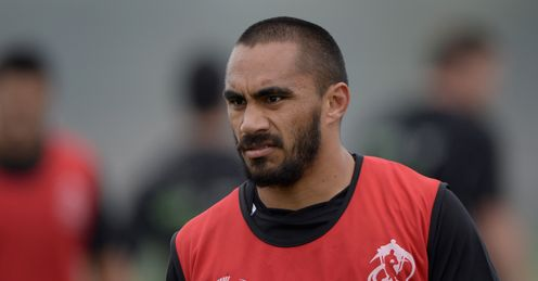 THOMAS Leuluai New ZEALAND