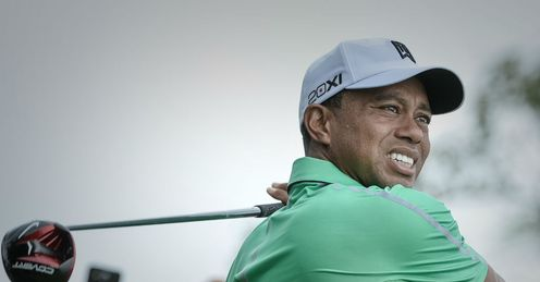 Tiger: If I can't win, why tee it up?