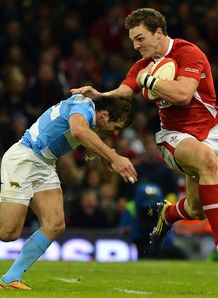 george north wales argentina