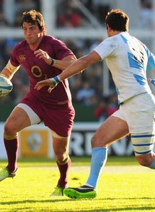tom wood england argentina