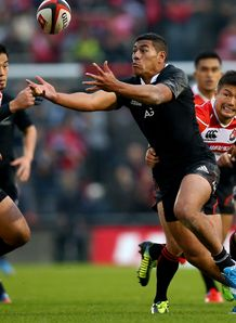 New Zealand run in eight tries to thrash Japan in Tokyo