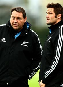 steve hansen richie mccaw new zealand
