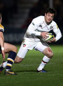 matt smith leicester tigers worcester