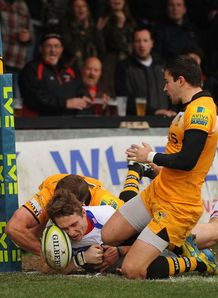 newport gwent dragons matthew pewtner london wasps