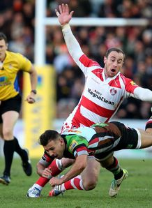jimmy cowan gloucester danny care harlequins