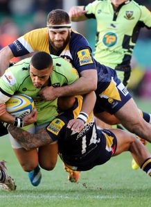 luther burrell northampton worcester