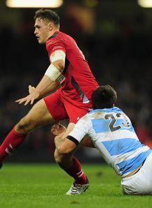 Cory Allen v Argentina