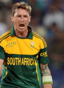 Picture of Dale Steyn