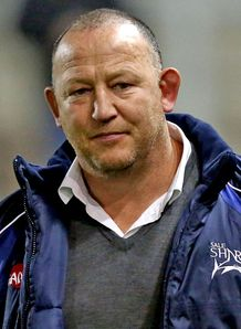 Aviva Premiership: Steve Diamond plays down top four ambitions