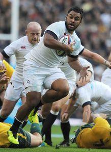 England v Australia Billy Vunipola