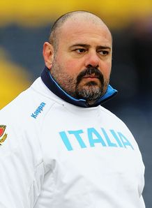 Giampiero De Carli Italy forwards coach