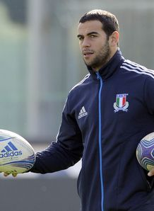 Gonzalo Canale at training