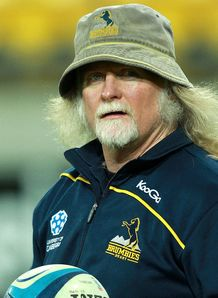 Laurie Fisher ACT Brumbies 2012