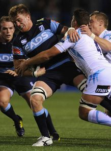 LV= Cup: Ospreys beat Cardiff Blues at Liberty Stadium