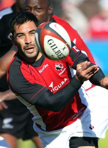 Phil Mack Canada scrum half