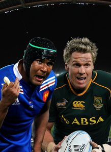 Preview France South Africa 2013