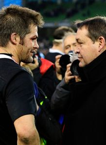 SKY_MOBILE Richie McCaw Steve Hansen New Zealand
