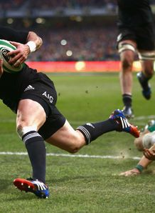 Ryan Crotty NZ v Ire 2013