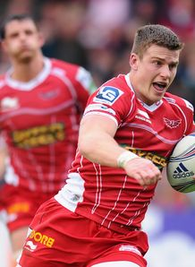 Scott Williams Scarlets