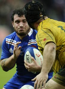 Thomas Domingo France v Australia 2013