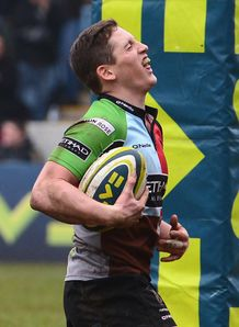 Tom Williams Harlequins LV Cup 2013