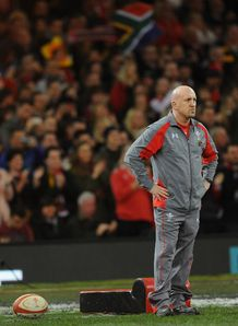 Wales defence coach Shaun Edwards