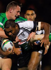 Rugby League World Cup: Fiji relishing the chance to play at Wembley in a semi-final