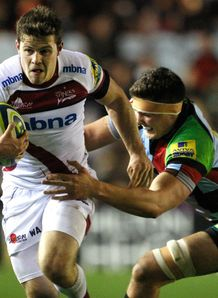 Will Addison Sale Harlequins LV Cup