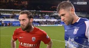 Barnsley earn point at Portman Road