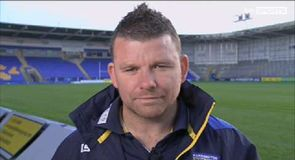 Briers relishing coaching career