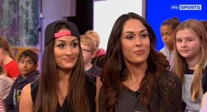 Change Your Aim - The Bella Twins