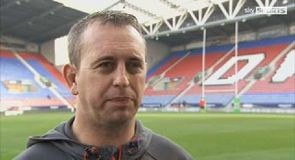 McNamara hopeful for England