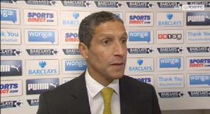 Two early goals cost us – Hughton