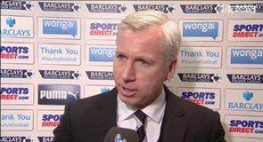 Pardew: Job done
