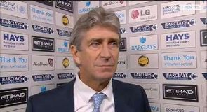Simply the best for Pellegrini
