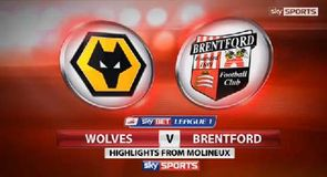 Wolves 0-0 Brentford
