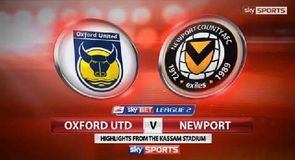 Oxford Utd 0-0 Newport