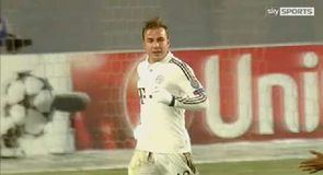 Goal of the Night - Gotze