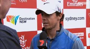Form improving for McIlroy